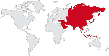 Imupro Danmark Asien