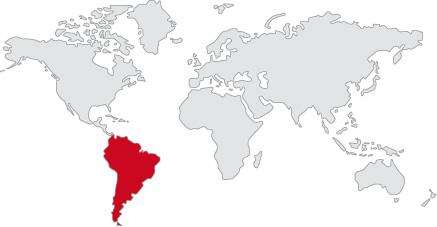 Imupro Danmark i Sydamerika